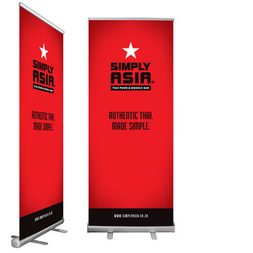 Pull up banners singapore