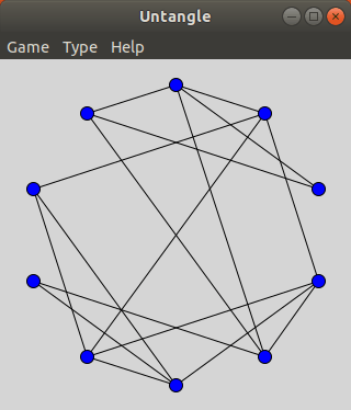 Moblie graph game